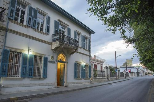 Aliada: Unique culinary experiences in a classic house of the 19th century in Limassol!