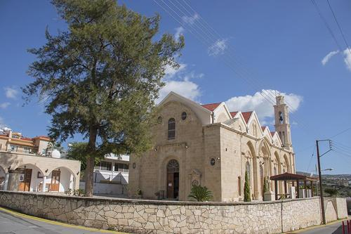 Agia Paraskevi Church (Germasogeia)