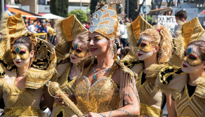 Limassol gets into the carnival beat