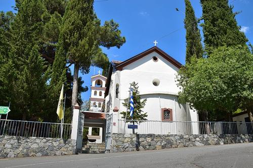 Agios Demetrios church (Kato Platres)