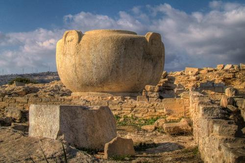 The Ancient City of Amathus