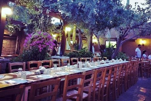 Forsos tavern: Α famous kitchen in Limassol operating under some artisan butchers!