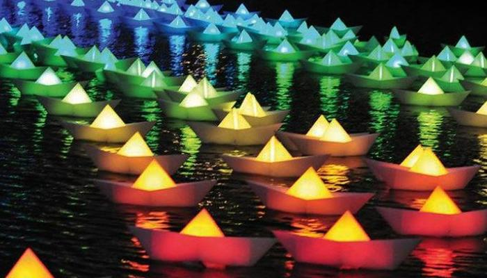 POSTPONED EVENT!!!!! In the 1st Light Festival, Limassol will fill up with colorful lights