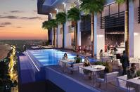 PHOTOS: Restaurant, pool and pool bar at around 50 meters over the ground