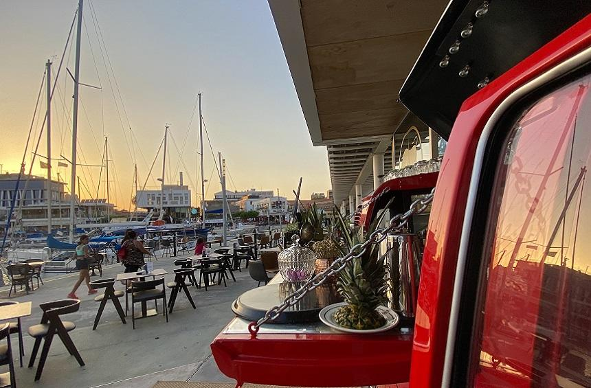 OPENING: A well-known Limassol restaurant has created its own summer bar!