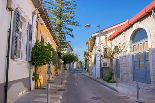 Irinis Street: The Limassol Street where time has stood still!
