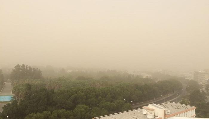 Dust makes its return in the atmosphere of Limassol!