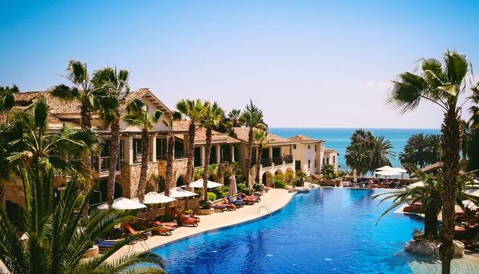 4 of Limassol's hotels among the top in Europe!