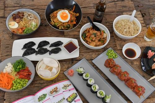 Wok n Roll in Limassol cooks amazing dishes after the… advice of a dietician!