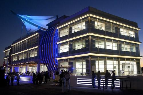 Grand Futur: The futuristic building in the western Limassol that makes an impression!