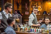 OPENING: A special barber shop in Limassol, with an actual bar  for beers and drinks!