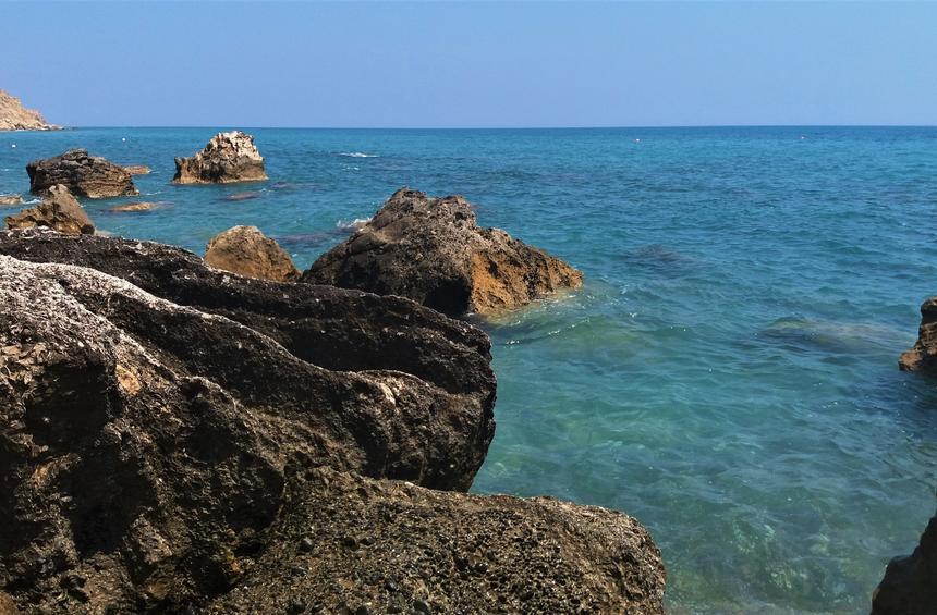 Allaboutlimassol com - Nudist beach at Pissouri
