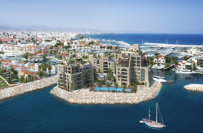 PHOTOS + VIDEO: This is the island about to emerge at the Limassol Marina!