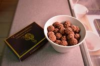 NEW: The amazing commandaria pralines, a fresh idea by a Limassol winery!