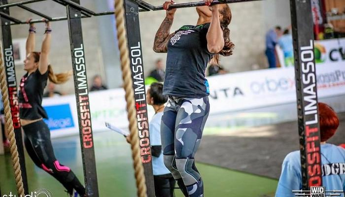 What makes hundreds of Cross Fit athletes from around the world come to Limassol? (photos)