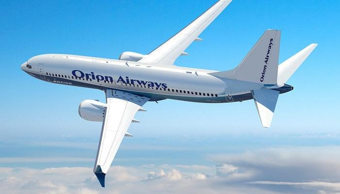 Orion Airways: The new Cypriot company begins with flights to London and Athens
