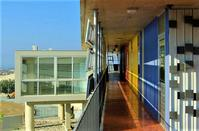 A special school of modern architecture in Limassol