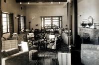 The lounge of the hotel when it first opened (source: Tales of Cyprus)