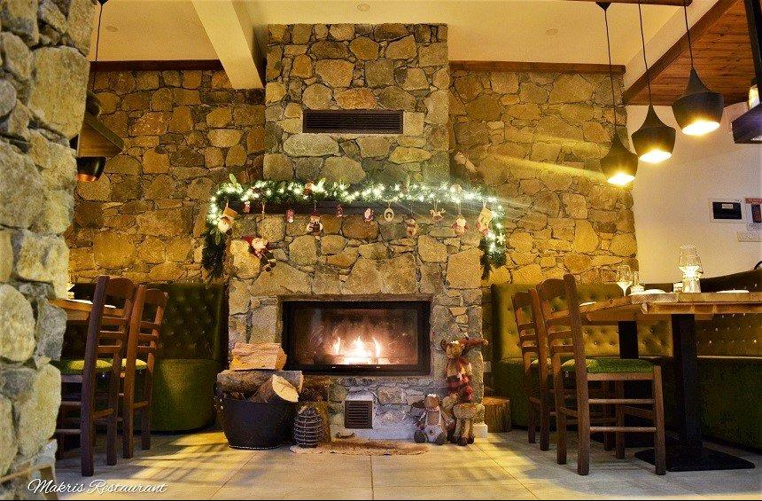 26 wonderful taverns with a fireplace in the Limassol countryside!