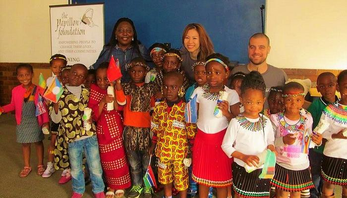 CUT's own Archimedes helps orphans in Africa through a digital application