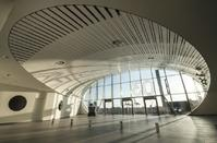 This is the new passengers' hall in Limassol port (amazing time lapse video)