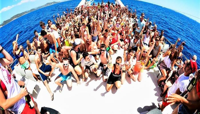 Limassol is having a blast with fantastic boat parties for every taste!