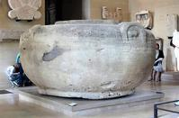 Amathus pot at the Louvre Museum!