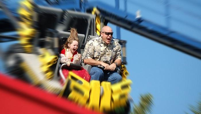 One of the most popular Roller Coasters in the USA comes to the Street Life Festival!