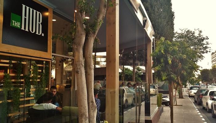 PHOTOS: The first pictures from Limassol's new, modern café!