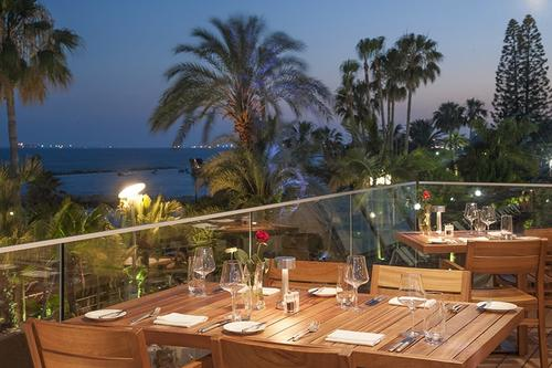 The Grill Room - Amathus Beach Hotel