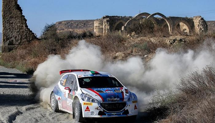 Cyprus Rally 2016 starts its engines in Limassol