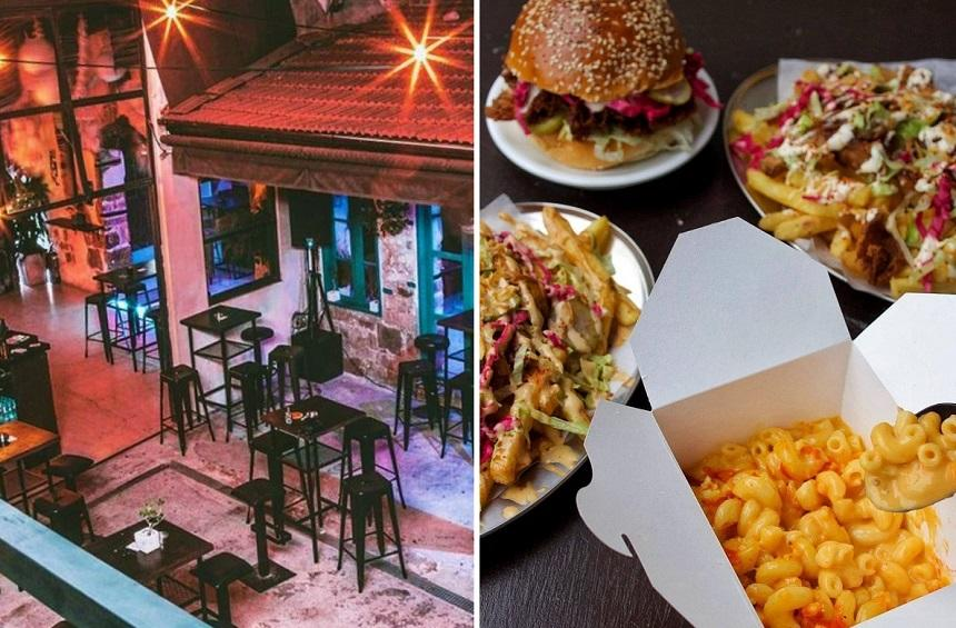 OPENING: Delicious street food, in a favorite bar of the city!