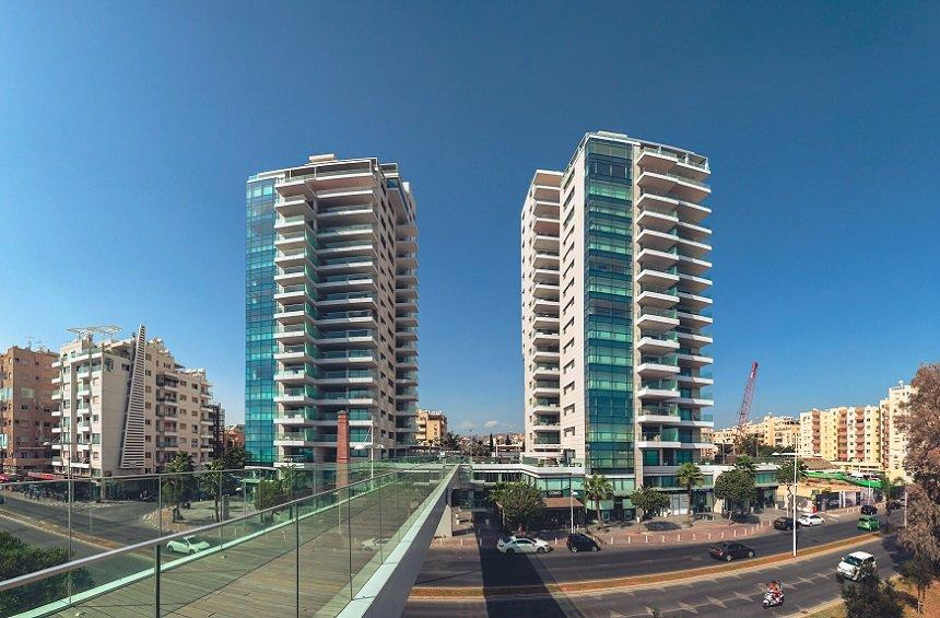 Limassol, the city of 14 towers with a total height of 1703 meters!
