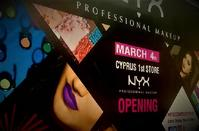 OPENING: Limassol will host the first NYX boutique in Cyprus!