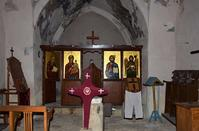 ​The monastery of the Holy Cross preserves its history since the 14th century