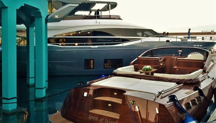 VIDEO + PHOTOS: The Limassol Marina is stacked with majestic yachts!