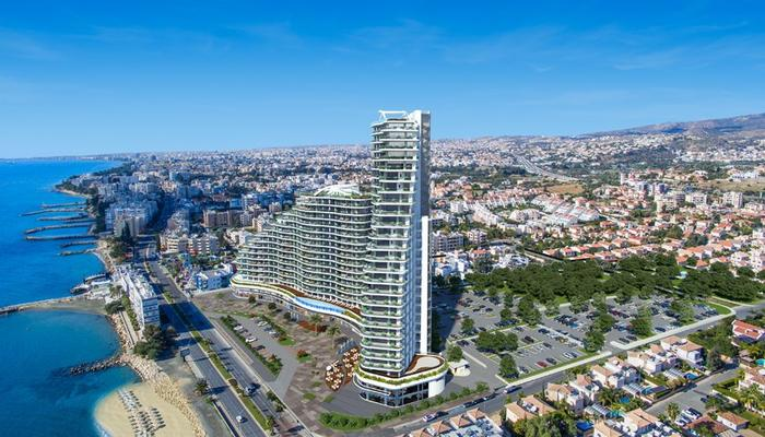 Limassol Del Mar: Will this be the new great project of Limassol?