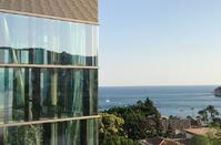 PHOTOS: A new 11-meters high glass tower, with a panoramic view in Pissouri!