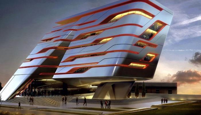 Limassol hosts the first futuristic superstructure in Cyprus!