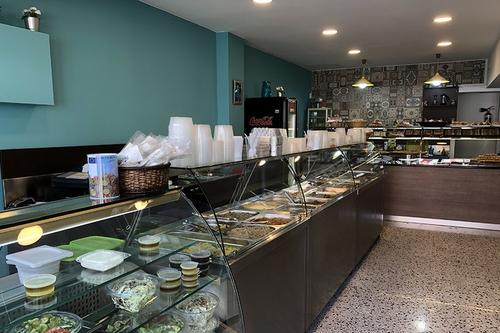 Manoushe Lebanese Food & Bakery