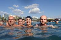 PHOTOS: Photographer went over board to capture the Epiphany ceremony in Limassol!