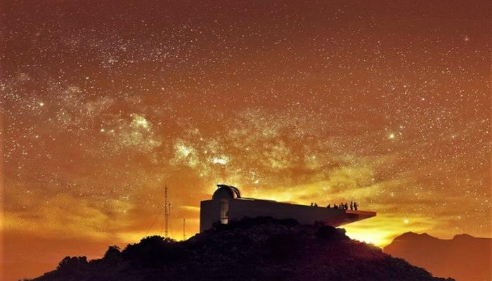 VIDEO: International interest for the observatory on Troodos, inspired by... Star Wars!