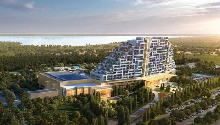 VIDEO: This is the new image of the Limassol casino!