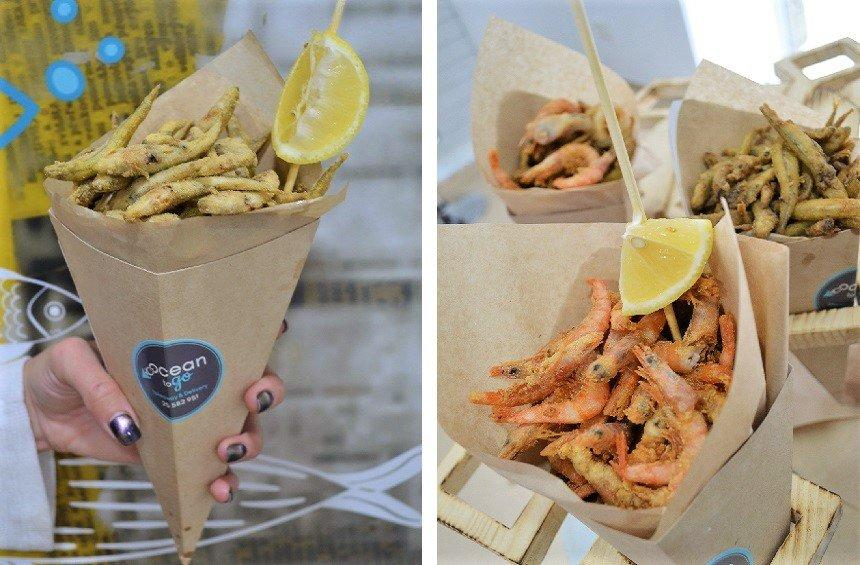 OPENING: A new shop in Limassol offering fish and seafood street food!