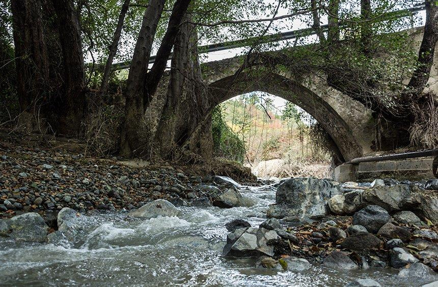 The bridge of Kardakiou.