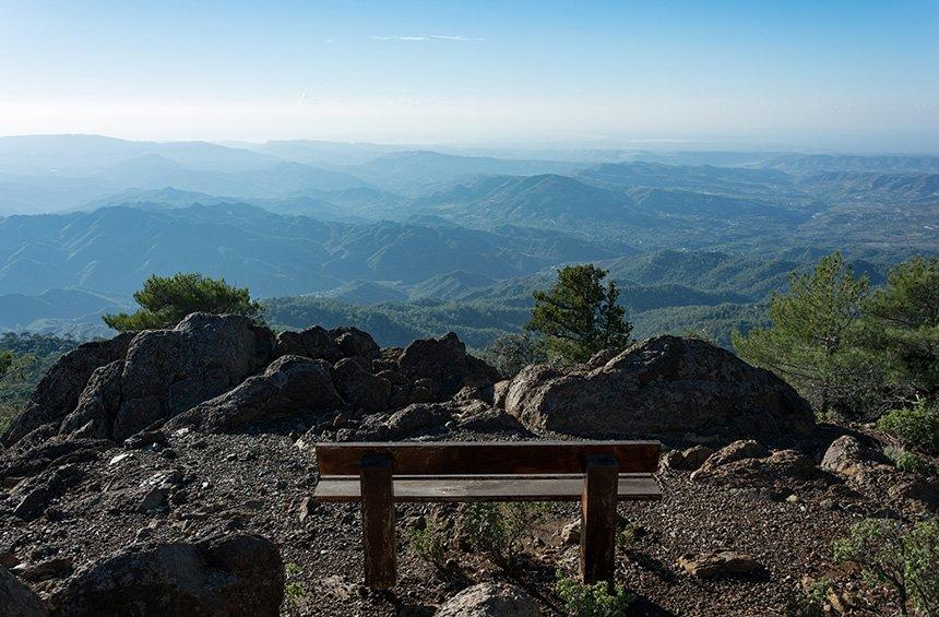 Persefoni nature trail (Troodos)