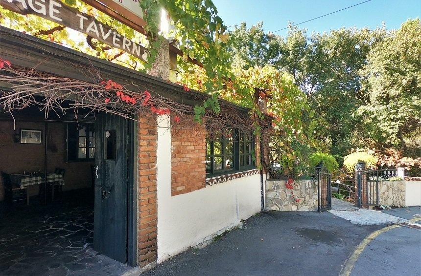 Fini Tavern: A space with an idyllic atmosphere and traditional flavors in the village!