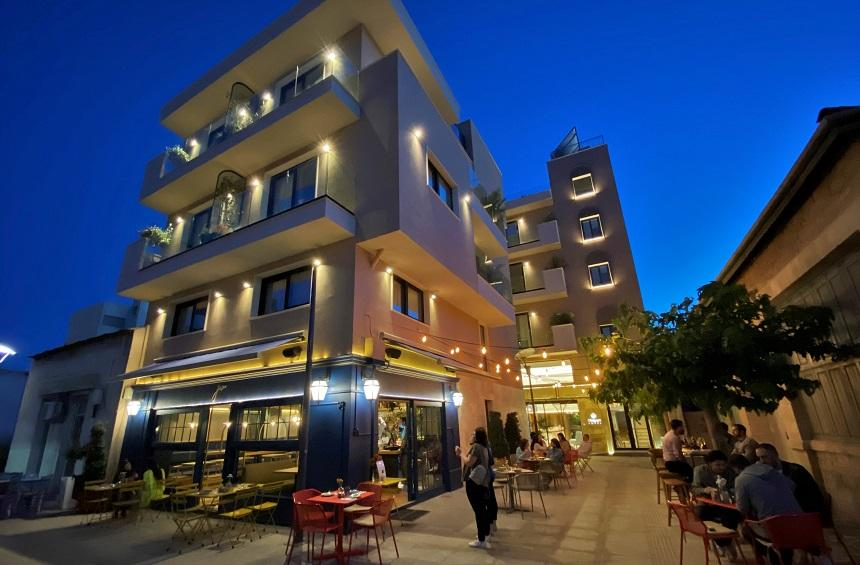 Jam Limassol: The restaurant of a boutique hotel that has become the center of attention in Limassol!