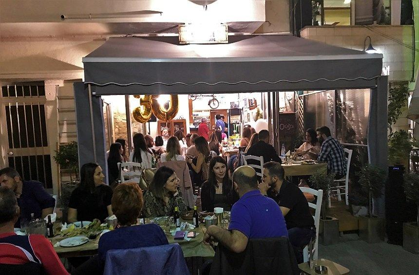 OPENING: Limassol's newest hangout for small dishes, ouzo and shisha in the square!