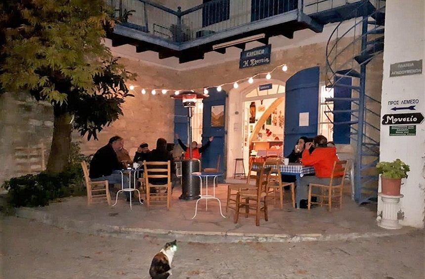 The traditional coffee shops bring a taste of the past to the Limassol of today!